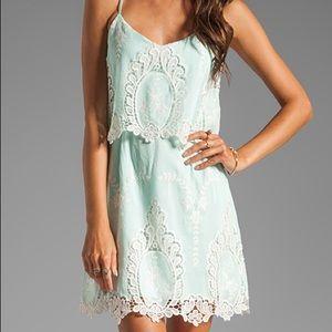 Dolce Vita Jeralyn Mini Dress Mint